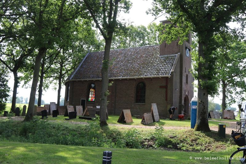 Restauratie verzakte kerk van Augsbuurt los