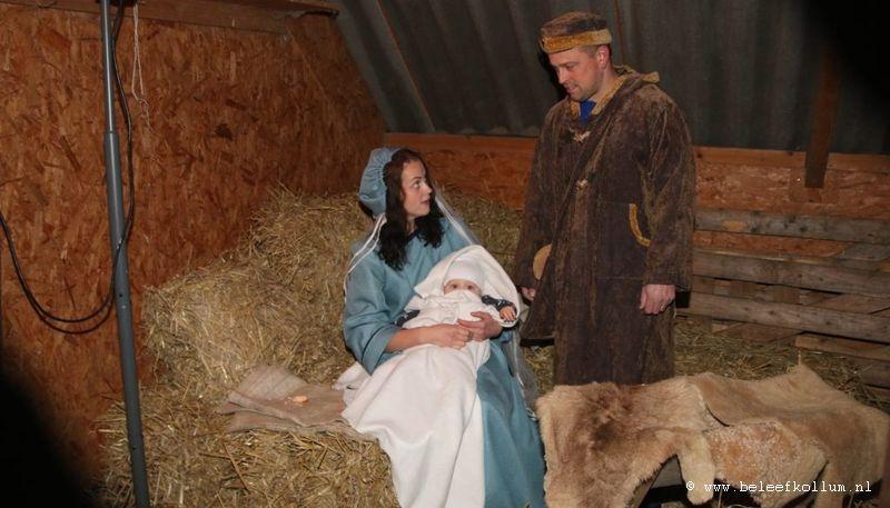 Kerstkuier Kollum druk bezocht