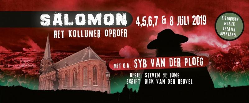 """Salomon """"Kollumer Oproer"""""""