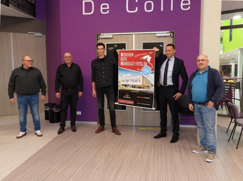 Bedrijven Expo Noardeast Fryslân gaat niet door