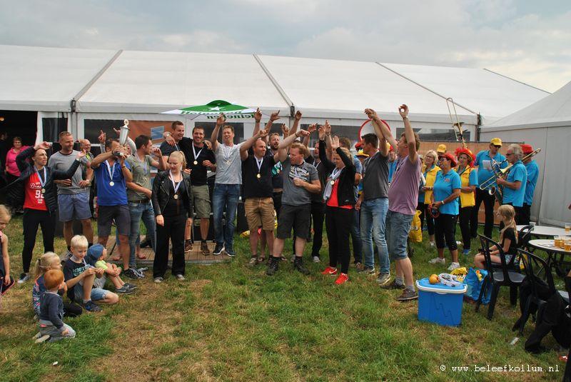 De Boer is (S)troef opnieuw Kampioen Drakenbootrace