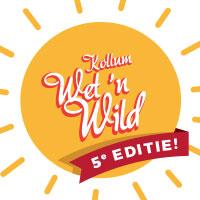 Kollum Wet 'n Wild  (31 aug. en 1 & 2 sept. 2017)