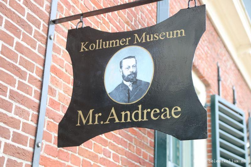 "Heropening Kollumer Museum ""Mr. Andreae"""