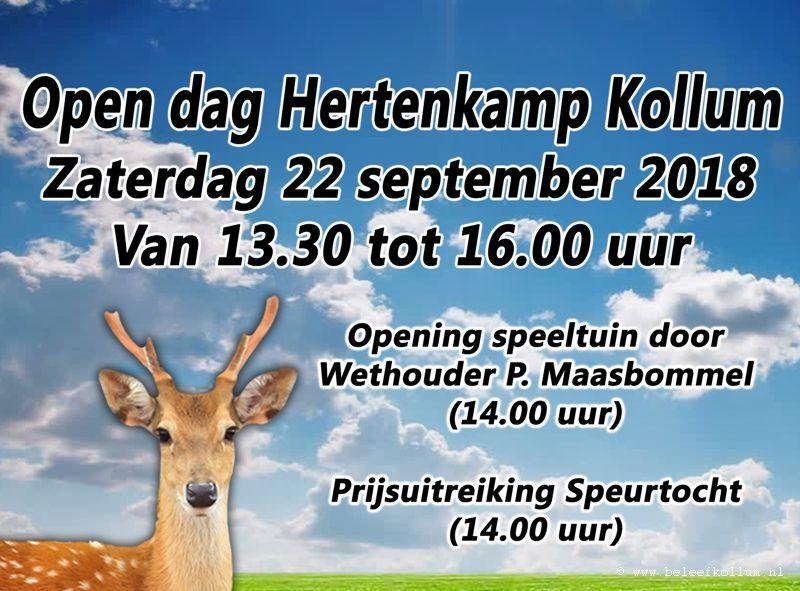 Open dag Hertenkamp Kollum