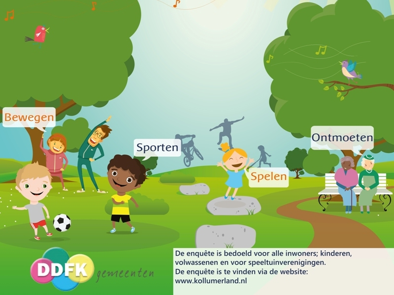 Wat vindt u van de openbare speel- en sportvoorzieningen?