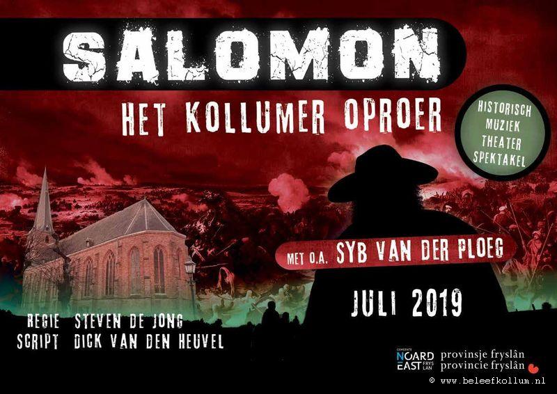 Informatie-avond Salomon-Het Kollumer Oproer