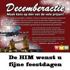 Decembercatie Kollum 2019