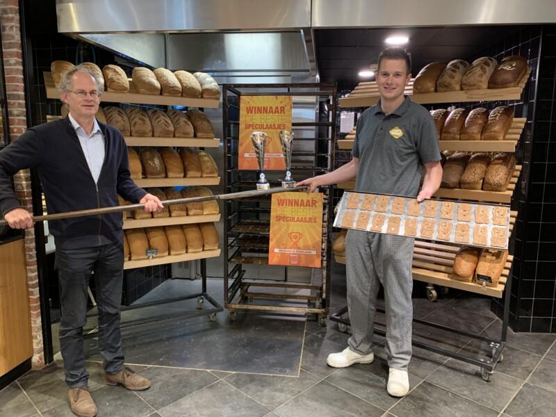 Bakkerij A.J. van der Bijl de beste speculaasbakker van Fryslân