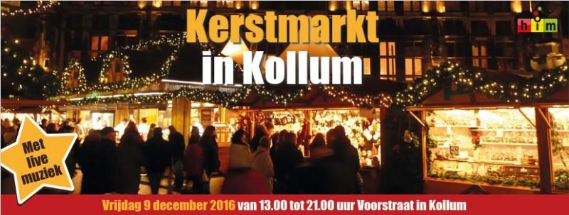 Kerstmarkt in Kollum