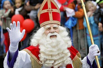 Sinterklaas intocht zaterdag 12 november