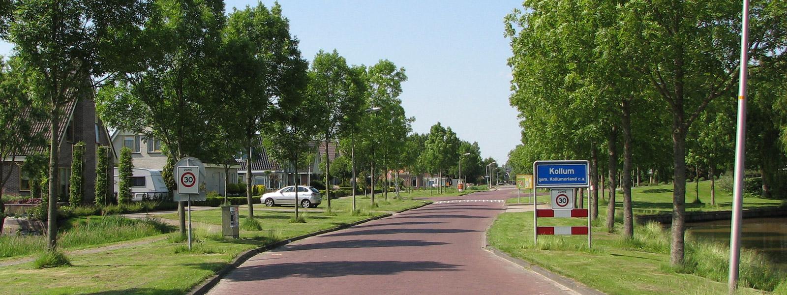 Kollum, het groene dorp