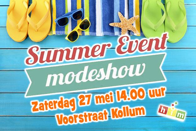 Summer Event (modeshow)